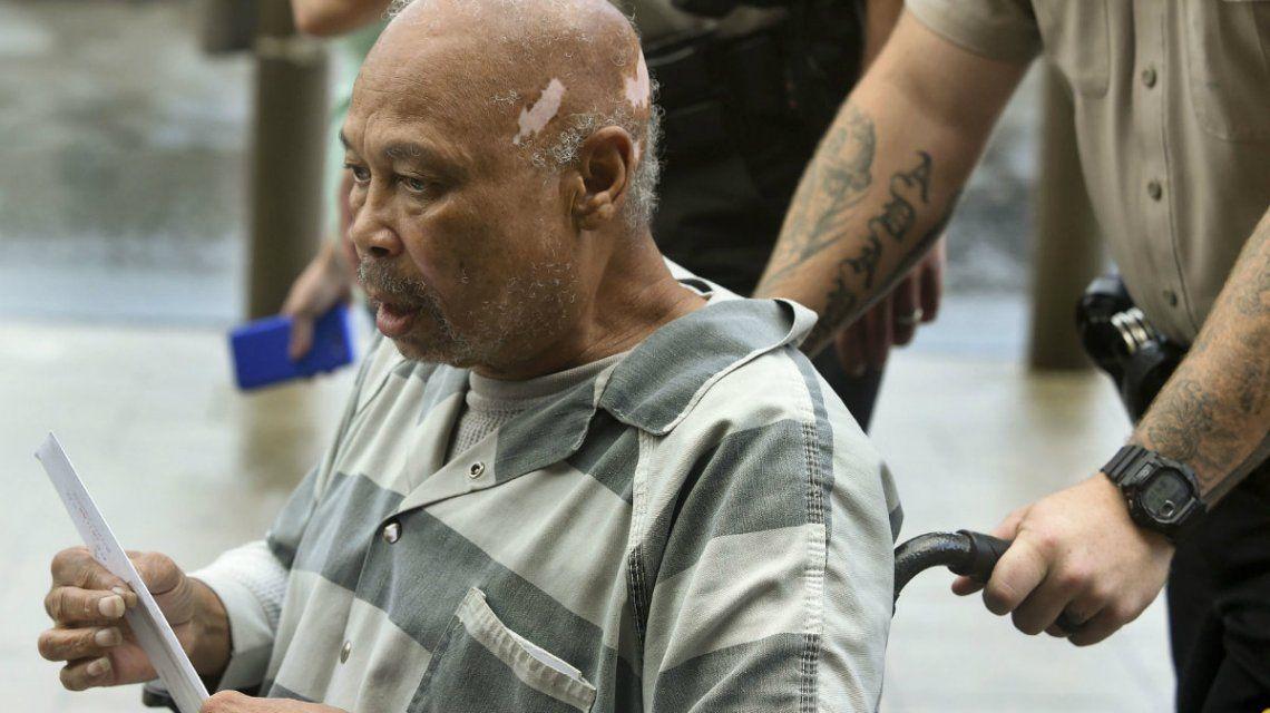 Sterling Gerome Warren admitió que asesinó a su amigo por una partida de dominó
