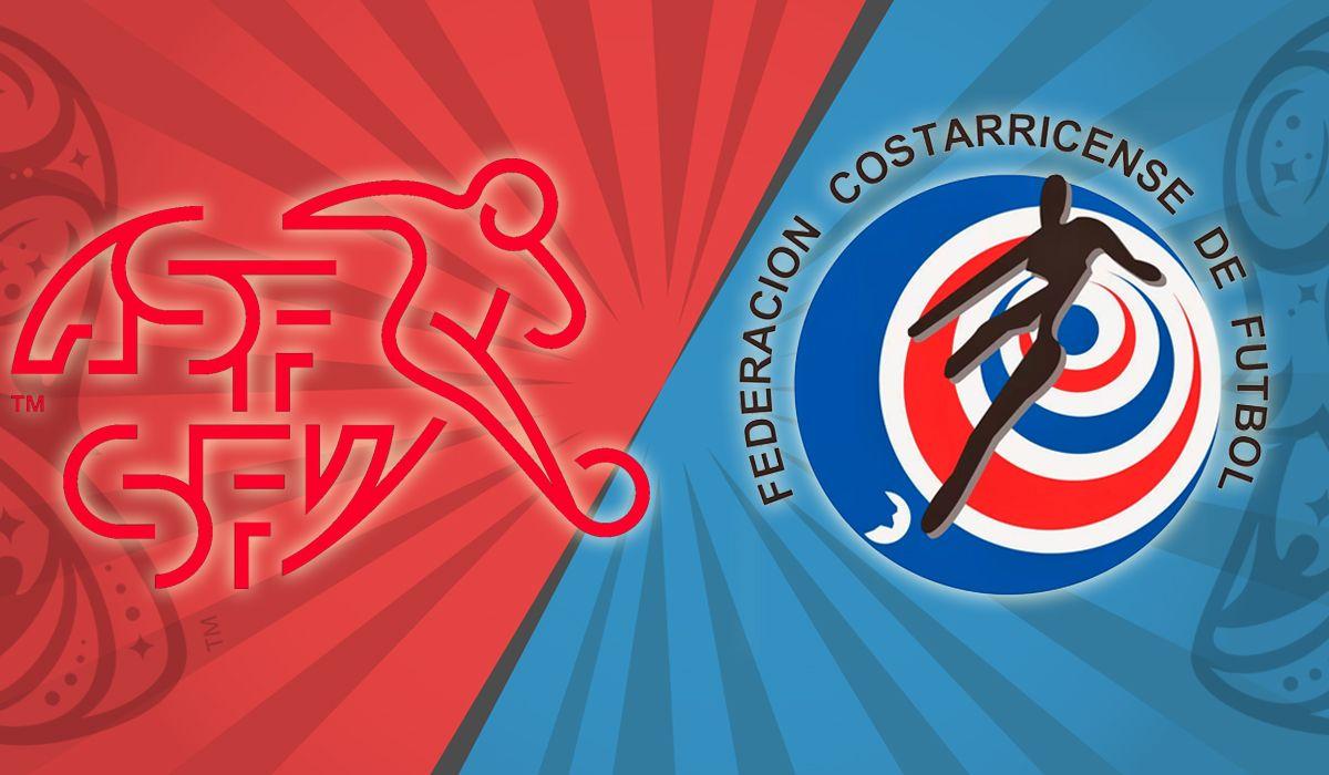 Suiza vs. Costa Rica por el Grupo E del Mundial: horario, formaciones y TV