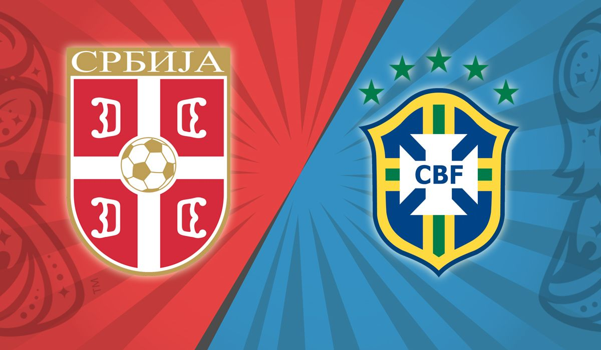 Serbia vs. Brasil por el Grupo E del Mundial: horario, formaciones y TV