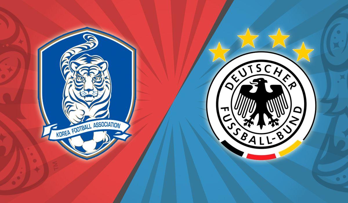 Corea del Sur vs. Alemania por el Grupo F del Mundial: horario, formaciones y TV