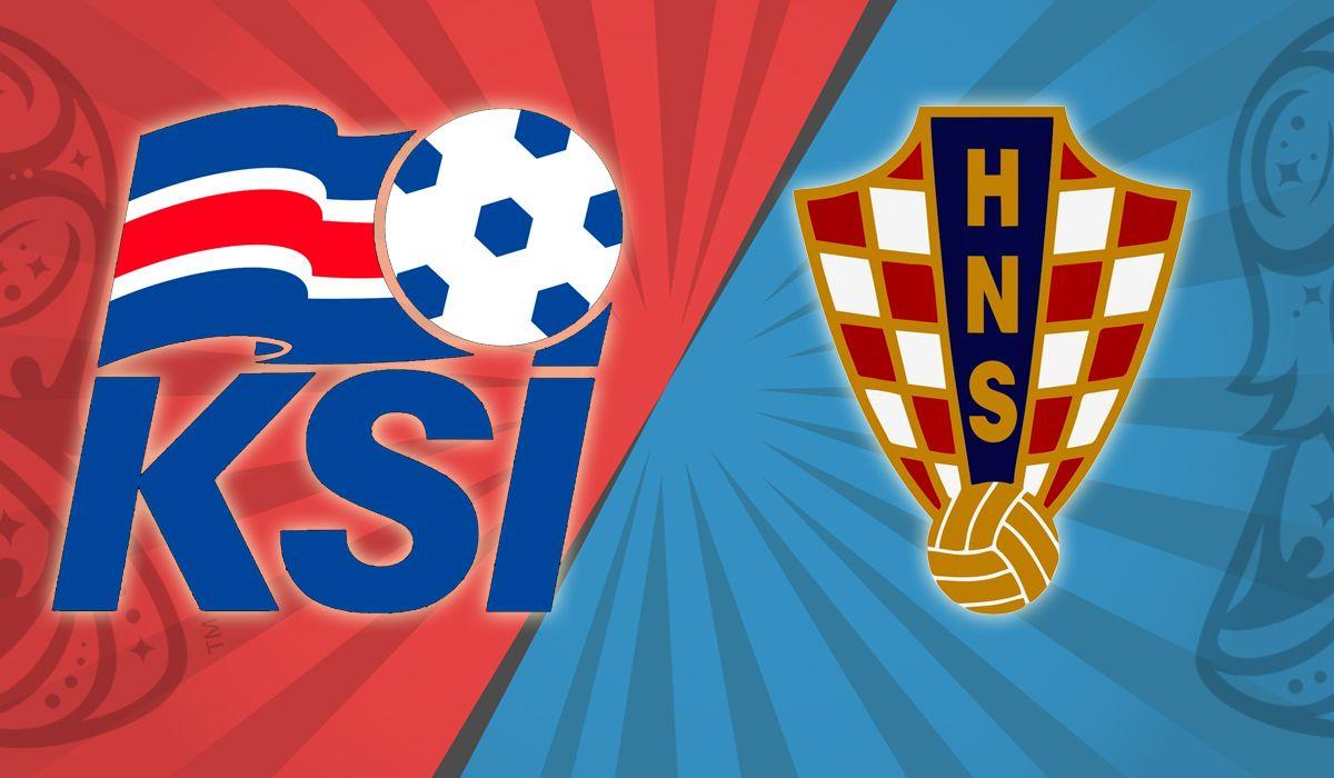 Islandia - Croacia por el Grupo D del Mundial: horario, formaciones y TV