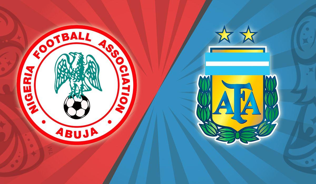 Nigeria - Argentina, por el Grupo D del Mundial: horario, formaciones y TV
