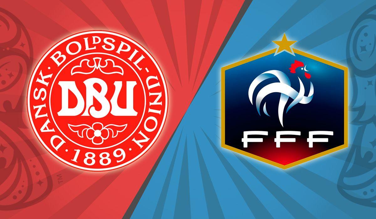 Dinamarca vs. Francia por el Grupo C del Mundial: horario, formaciones y TV