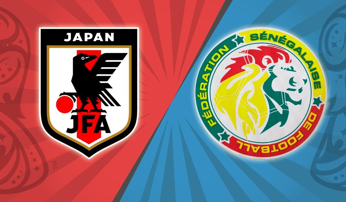 Japón vs. Senegal por el Grupo H del Mundial: horario, formaciones y TV