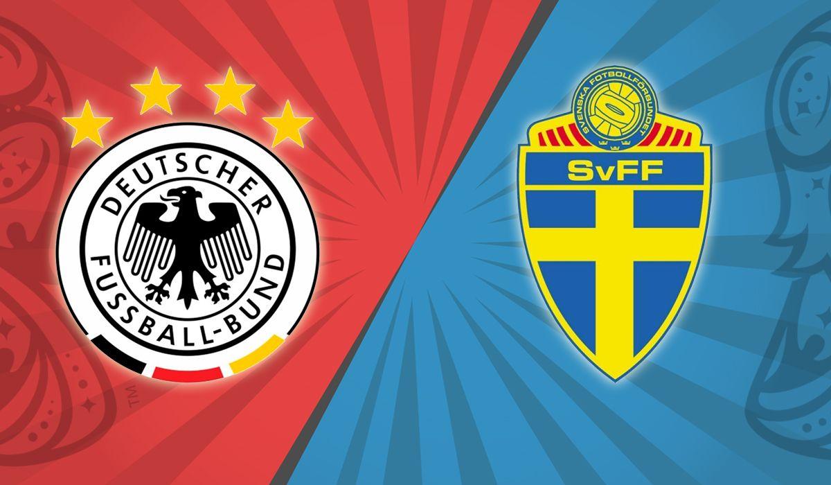 Alemania se lo dio vuelta en el final a Suecia y sigue con vida en el Mundial