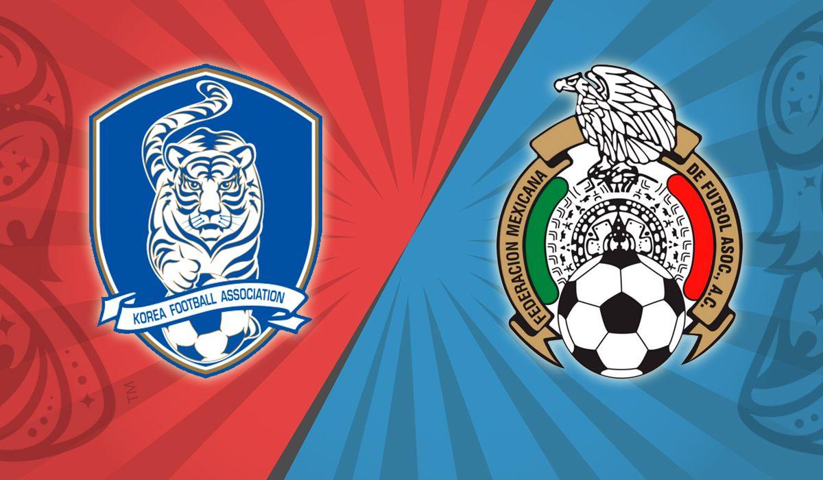 Corea del Sur vs. México por el Grupo F del Mundial: horario, formaciones y TV