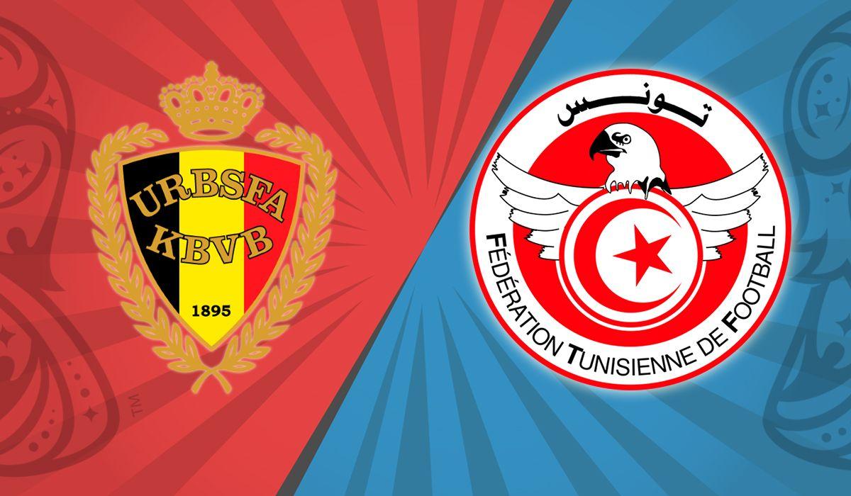 Bélgica vs. Túnez por el Grupo G del Mundial: horario, formaciones y TV
