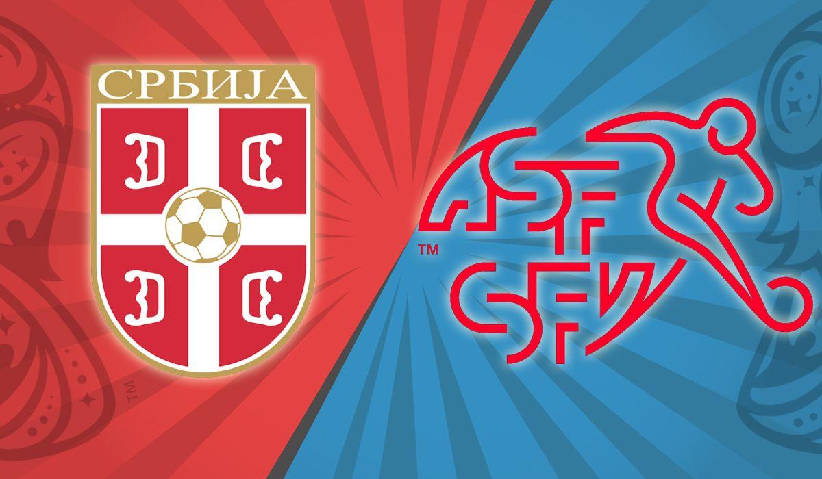 Serbia vs. Suiza por el Grupo E del Mundial: horario, formaciones y TV