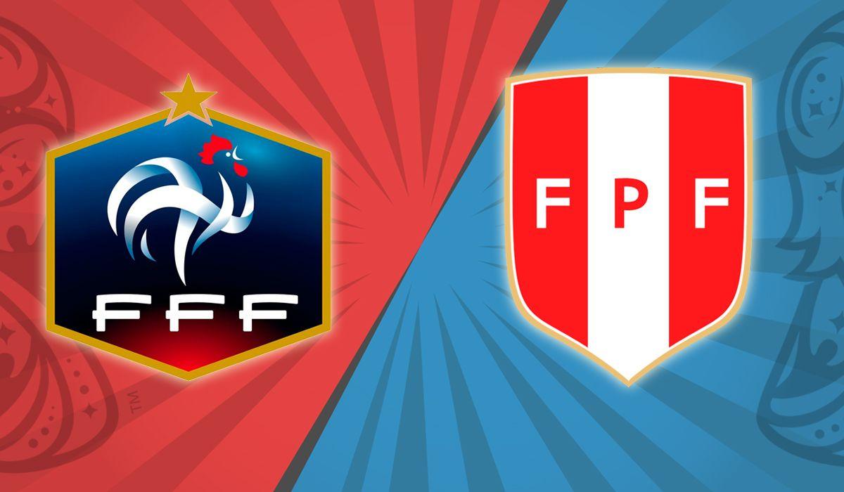 Francia vs. Perú por el Grupo C del Mundial: horario, formaciones y TV
