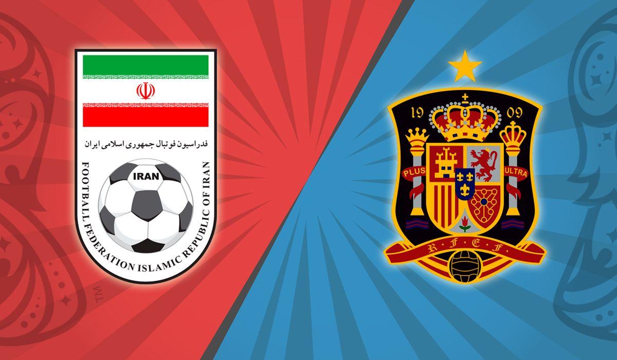 Irán vs. España por el Grupo B del Mundial: horario, formaciones y TV