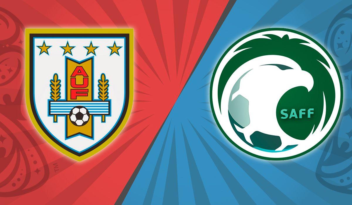 Uruguay vs. Arabia Saudita por el Grupo A del Mundial: horario, formaciones y TV