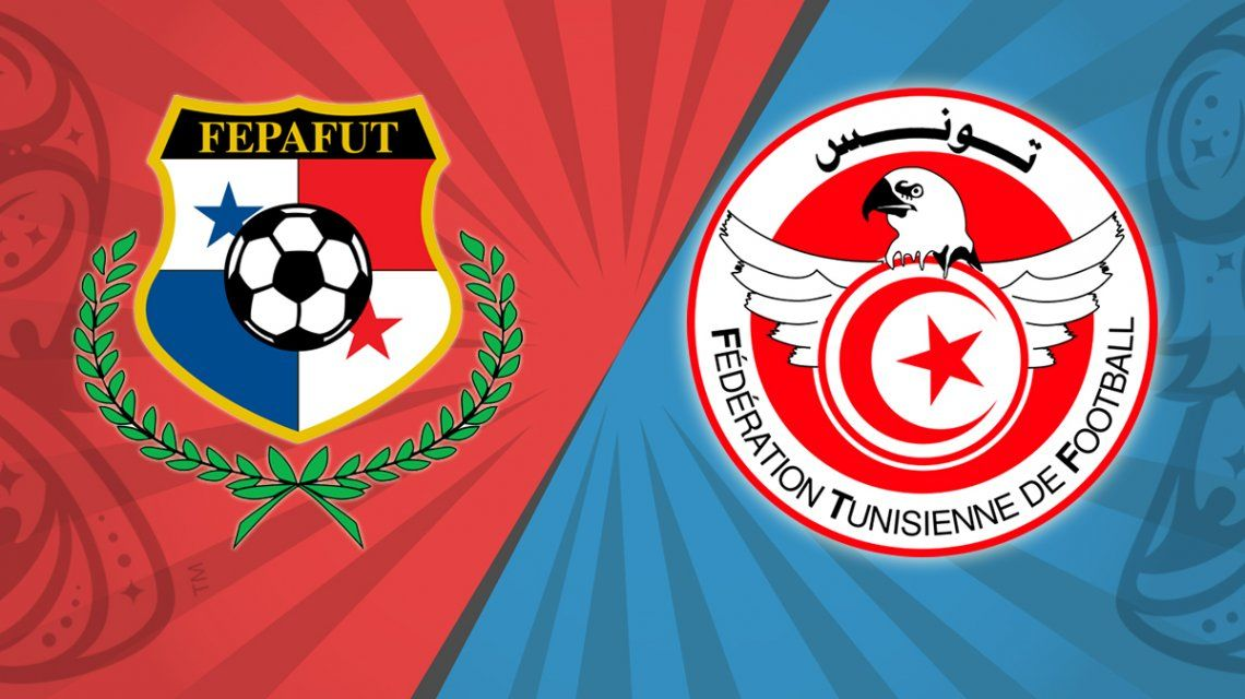 Panamá vs. Túnez por el Grupo G del Mundial: horario, formaciones y TV