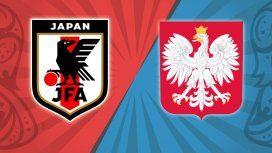Japón vs. Polonia por el Grupo H del Mundial: horario