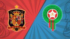 España vs. Marruecos por el Grupo B del Mundial: horario