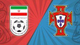 Irán vs. Portugal por el Grupo B del Mundial: horario