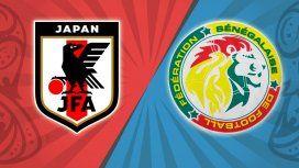 Japón y Senegal se enfrentan tras protagonizar batacazos