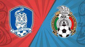 Corea del Sur vs. México por el Grupo F del Mundial: horario