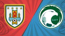 Uruguay vs. Arabia Saudita por el Grupo A del Mundial: horario