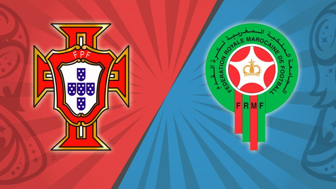 Portugal vs. Marruecos por el Grupo B del Mundial: horario, formaciones y TV