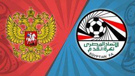 El local Rusia va por un triunfo ante Egipto para poner un pie en octavos