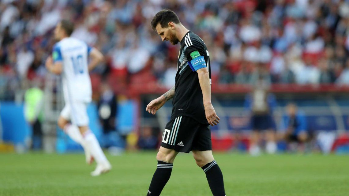 Another resignation? Messi will not play again this year in the Argentine National Team