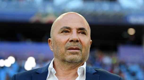 <p>Jorge Sampaoli</p>