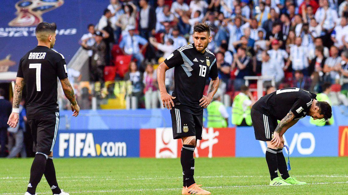El antecedente que hace ilusionar a Argentina tras el empate con Islandia