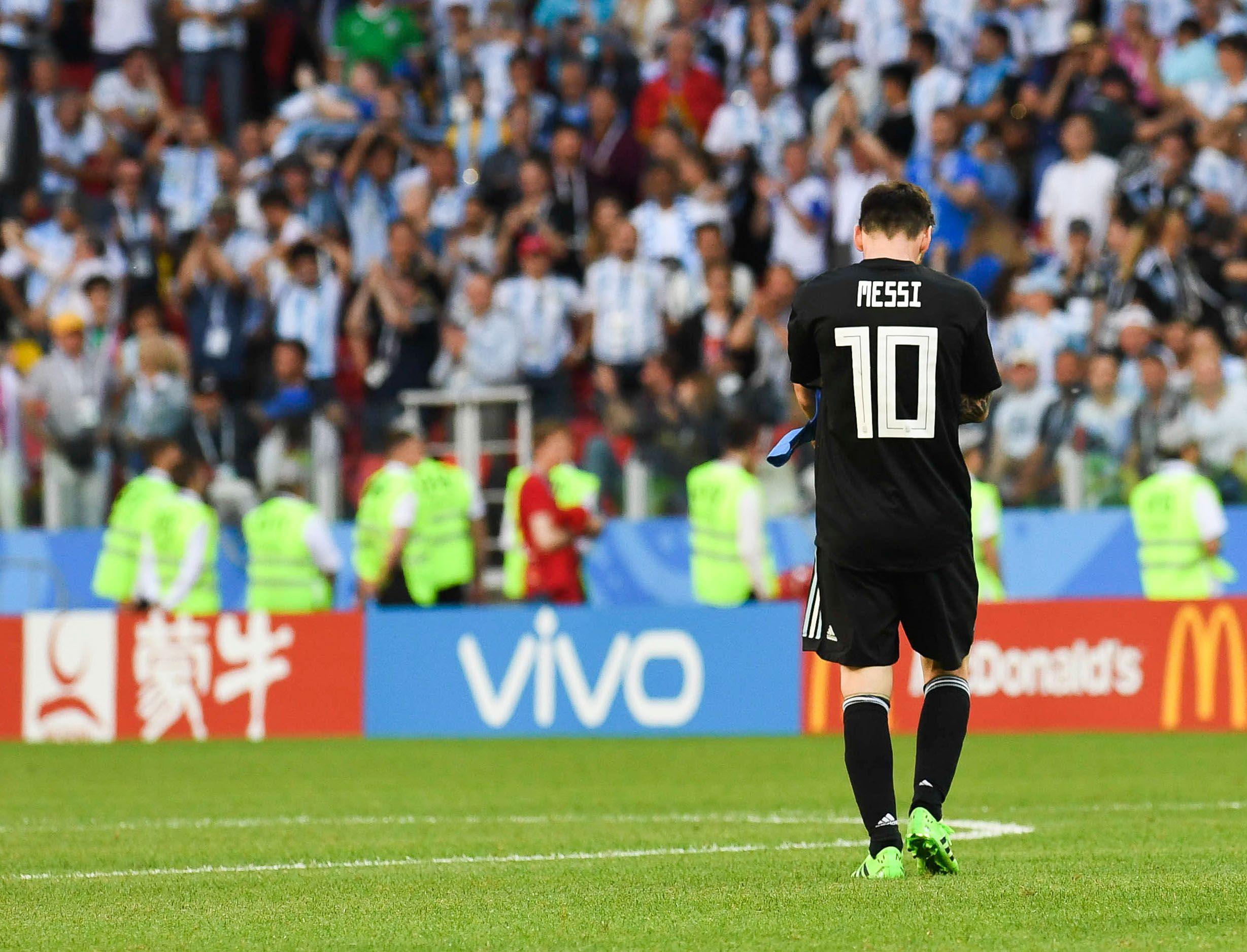 ¿Y ahora? Argentina tiene menos de 8% de chances de ganar el Mundial de Rusia