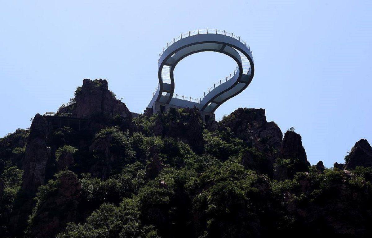 Puente de Fuxi - Crédito:Facebook China Culture