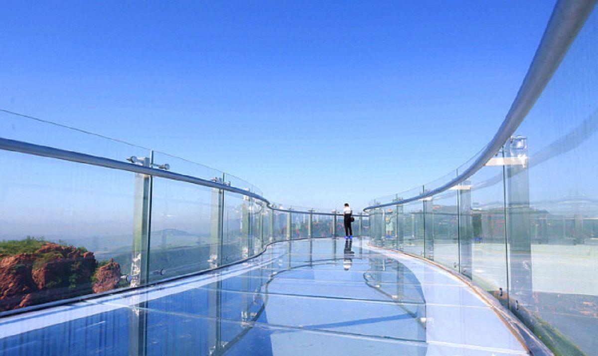 Puente de Fuxi - Crédito:people.cn