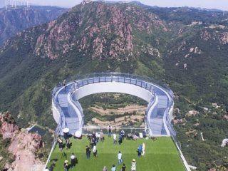 Puente de Fuxi - Crédito:La Vanguardia
