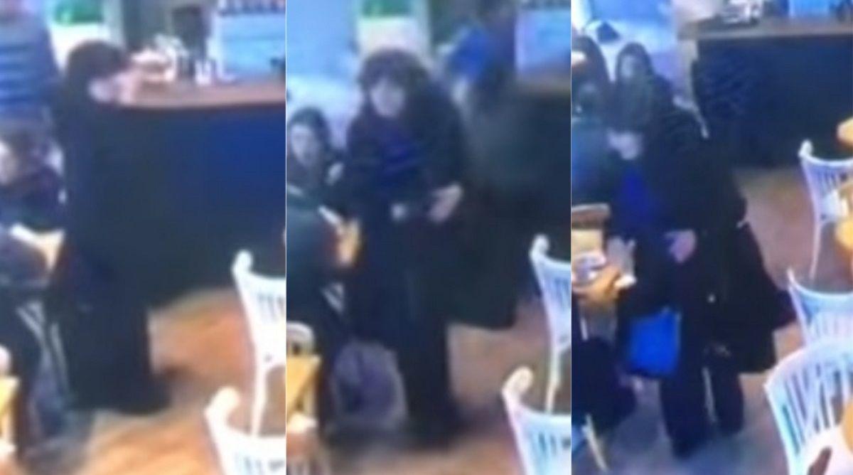 Escracharon a una carterista en Mar del Plata
