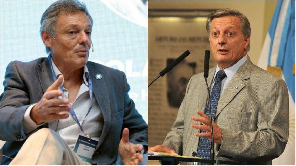 Nuevos cambios en el Gabinete: Macri desplazó a Cabrera y a Aranguren