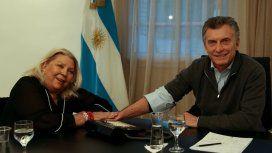 ¿Fuego amigo? Carrió cuestiona las hipotéticas salidas de Lopetegui y Quintana