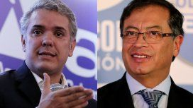 Colombia elige en ballotage a su próximo presidente