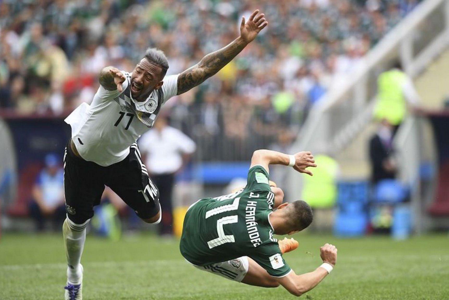 Alemania perdió frente a México y estallaron los memes