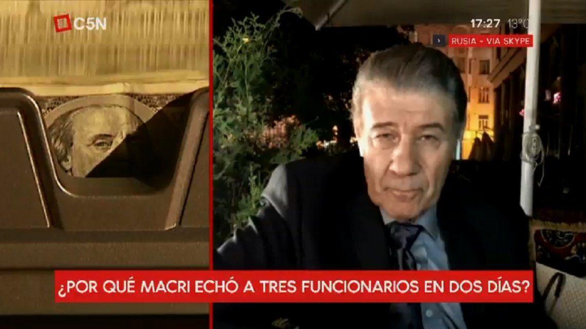 Víctor Hugo Morales: Si este era el ´Dream Team´, imaginemos lo que van a ser los suplentes ahora