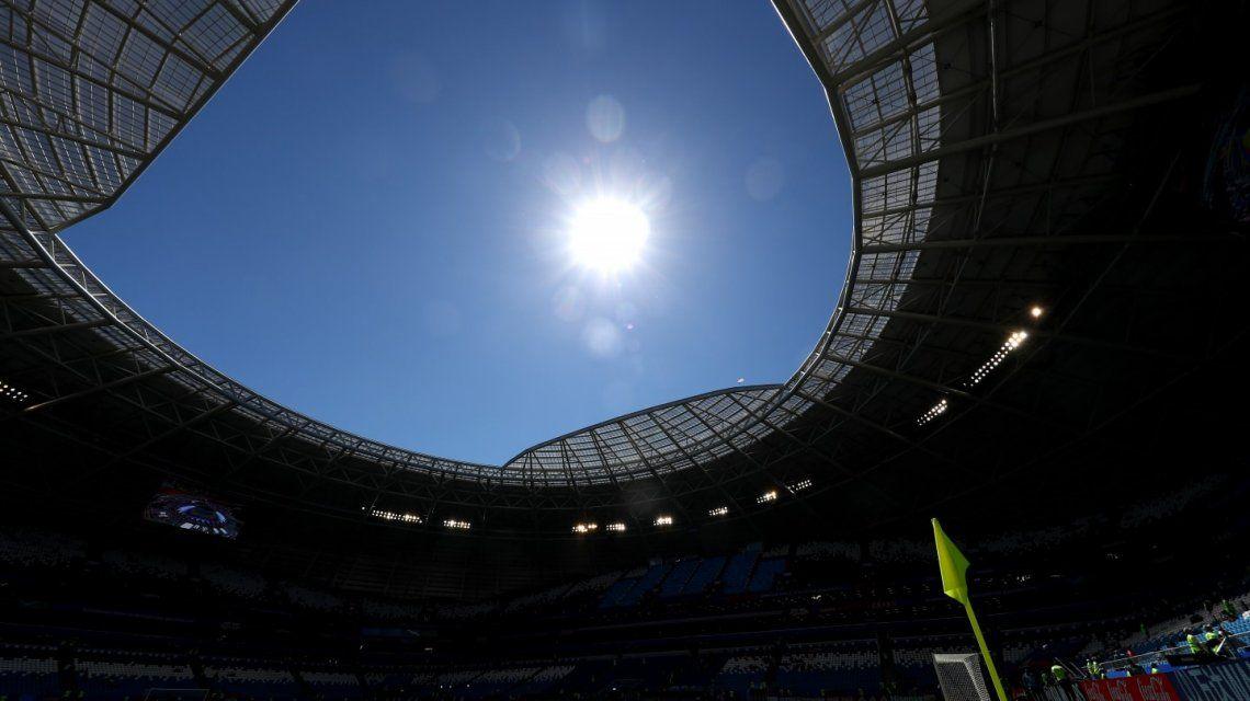 Samara Arena en el Mundial de Rusia - Crédito: fifa.com