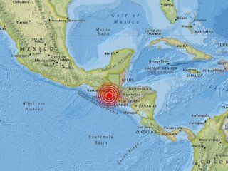 Sismo en Guatemala