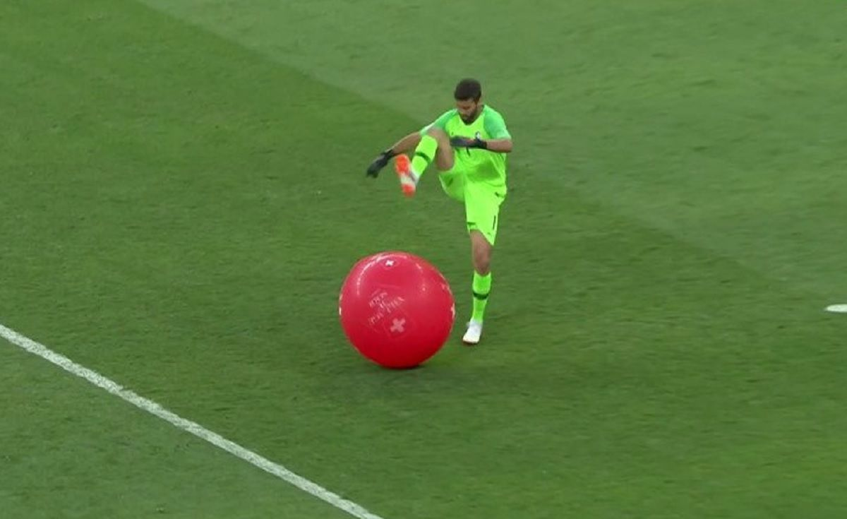 Alisson y el globo