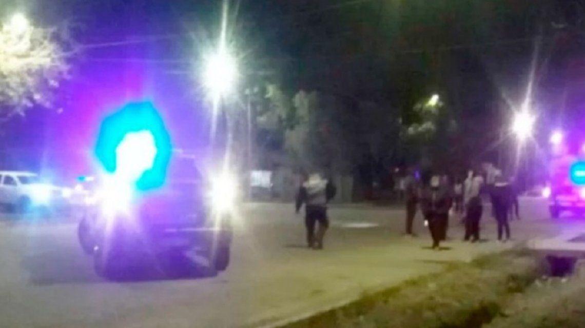 Mendoza: un futbolista borracho atropelló y mató a una mujer