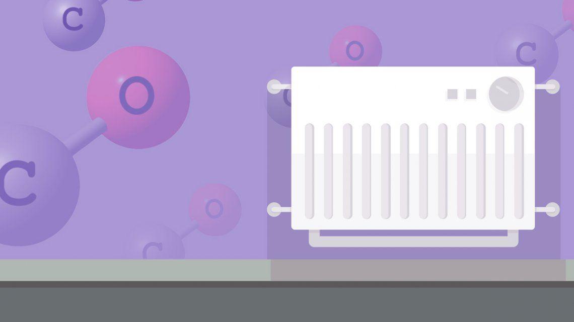 ¿Cómo actuar frente a una intoxicación por monóxido de carbono?