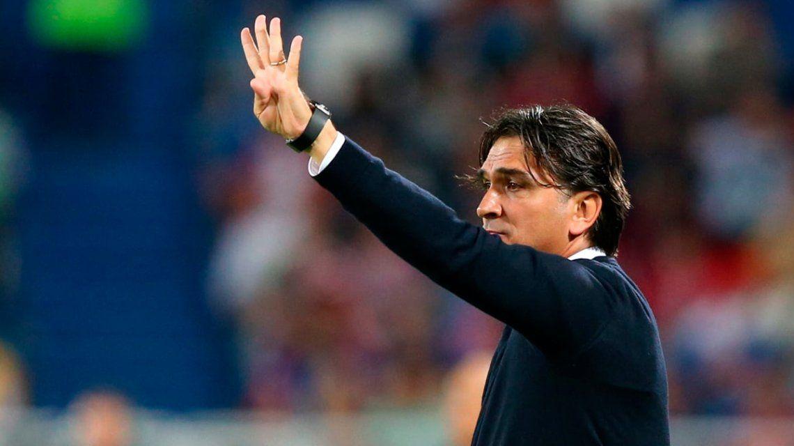 El DT de Croacia, duro: Estoy feliz porque Argentina no jugó bien