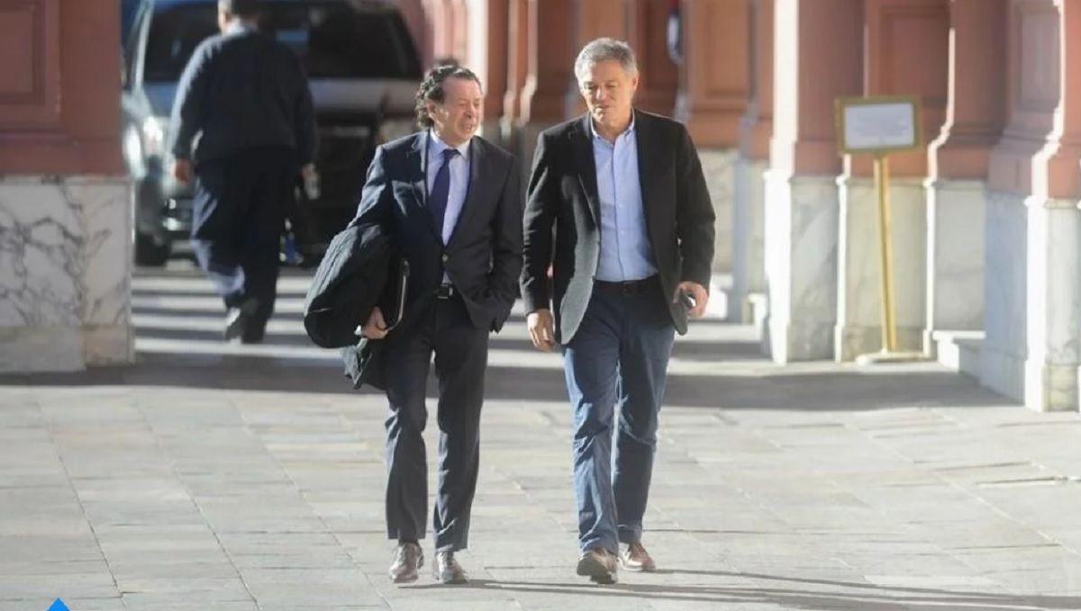 Día lleno de reuniones en la Rosada: Aranguren, los nuevos ministros, Vidal y hasta Lorenzetti