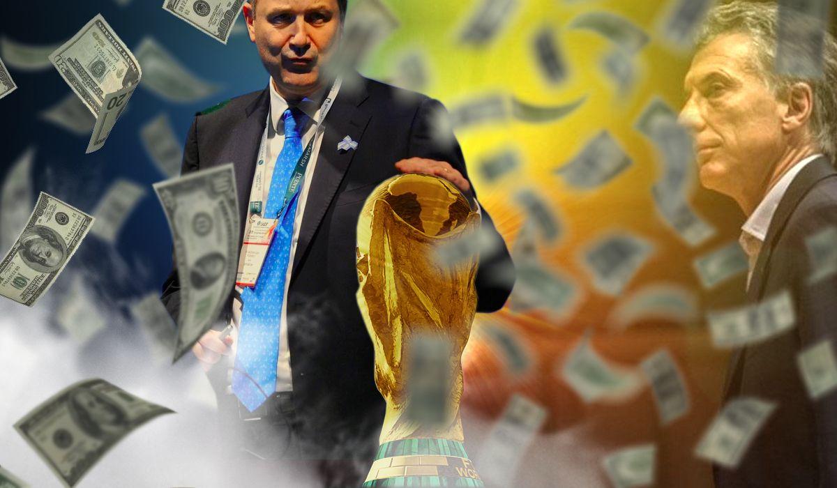 La corrida cambiaria del último mes le costó a la Argentina la organización de un Mundial