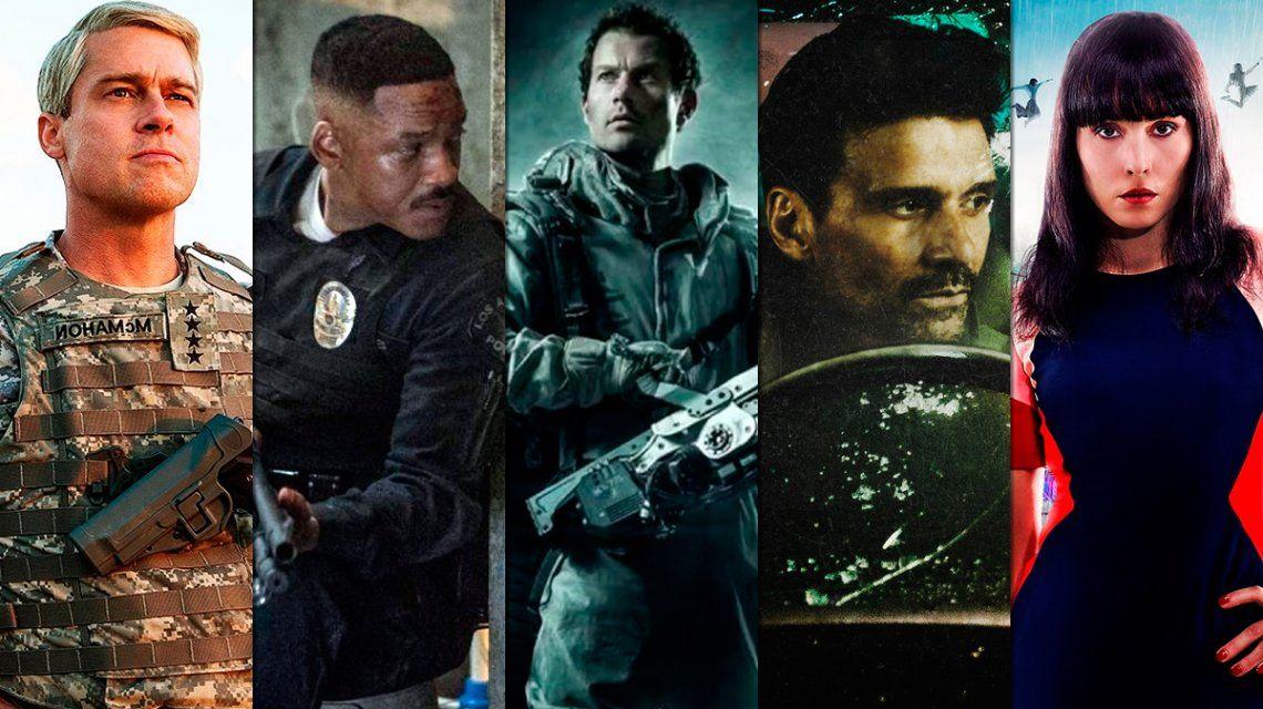 Las mejores películas de acción originales de Netflix
