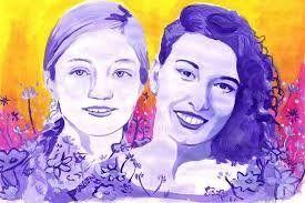 Mural de Natalia y Nuria