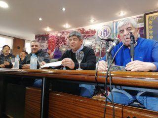 camioneros acordo aumento del 25%: 10 puntos por encima de la meta del gobierno