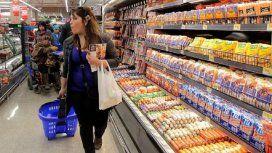 La inflación de junio fue del 3,7% y en sólo 6 meses ya superó la meta para todo el año