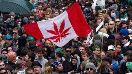 Canadá será el primer país del G7 en legalizar la marihuana